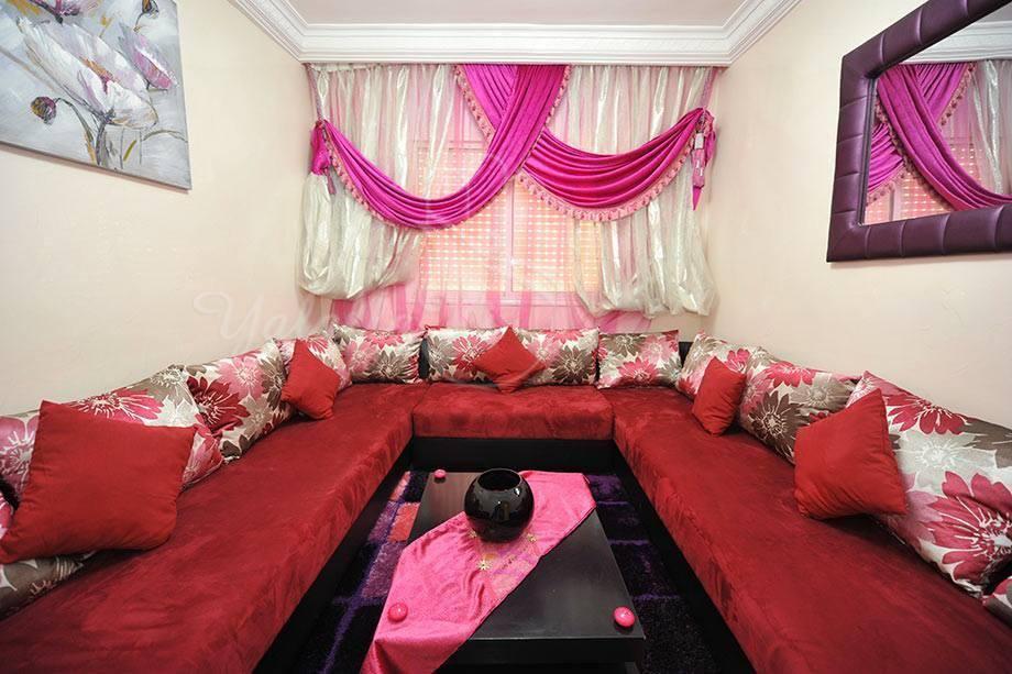 Design moderne 2019 pour salon marocain confortable – Déco ...