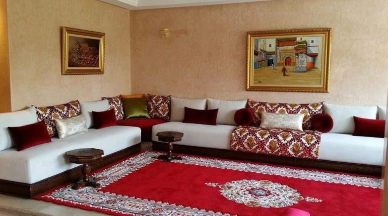 Salon Marocain Moderne 2019 – Friseur