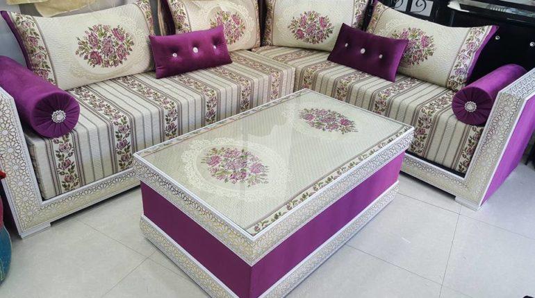 Table Salon Marocain 2019