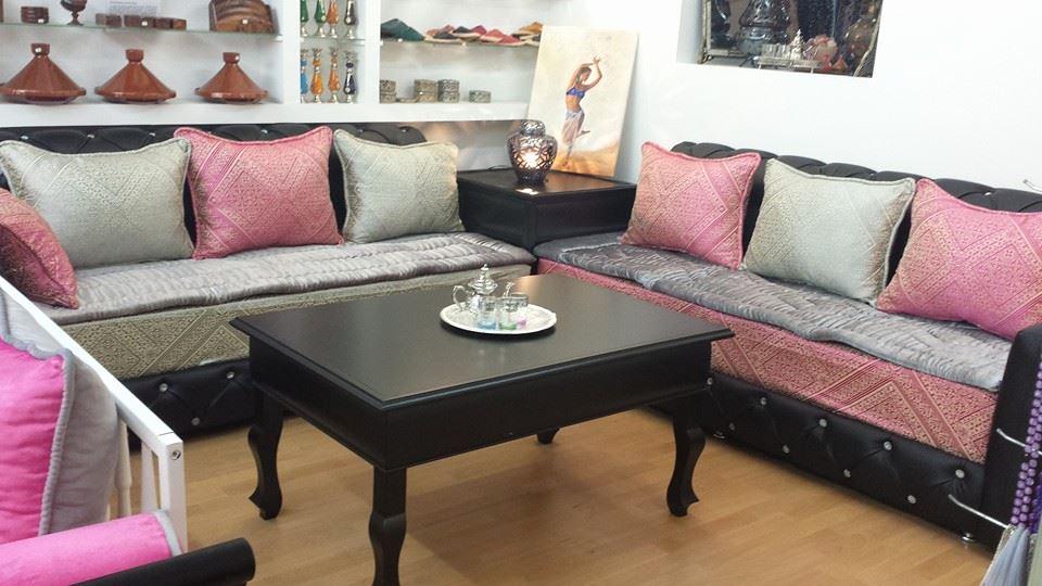 Nouvelle gamme des salons marocains 2019 - Déco Salon Maroc