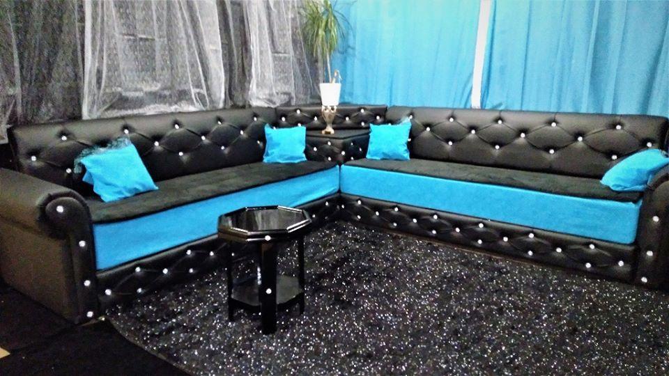 fauteuils salon marocain moderne 2019 d co salon maroc. Black Bedroom Furniture Sets. Home Design Ideas