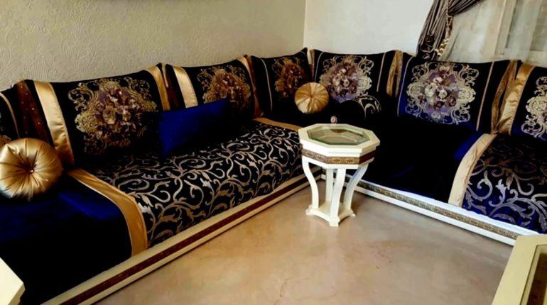 Décoration salon marocain 2019 design moderne
