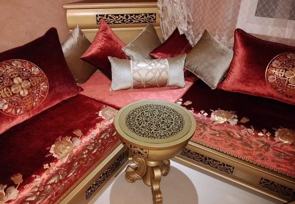 Déco Salon Maroc