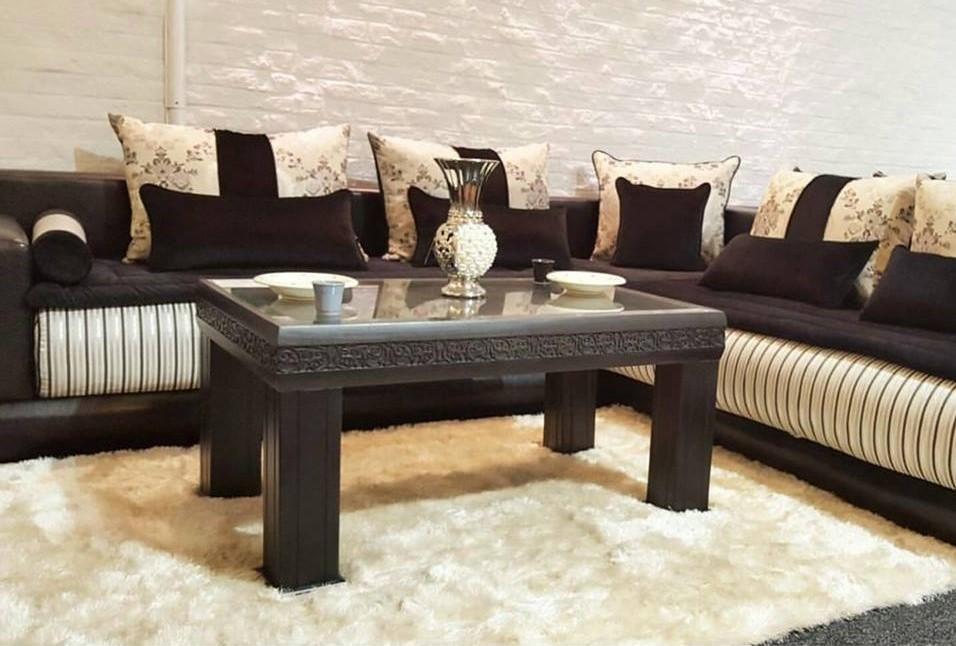 Table Basse Salon Marocain Design Moderne Deco Salon Maroc