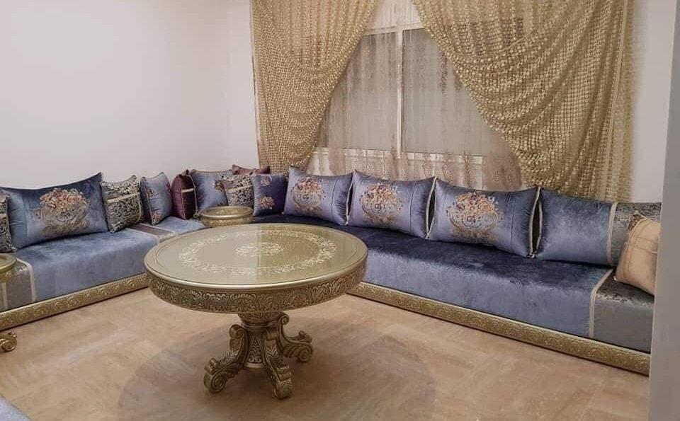 Idées et conseils pour décoration salon marocain - Déco ...