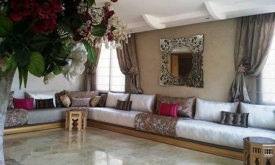 Magasin en ligne pour salon marocain traditionnel – Déco ...