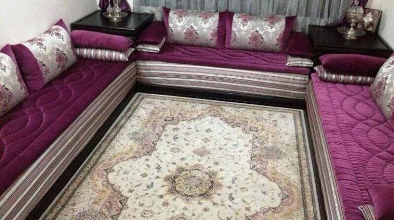 Lhaf salon marocain - Déco Salon Maroc