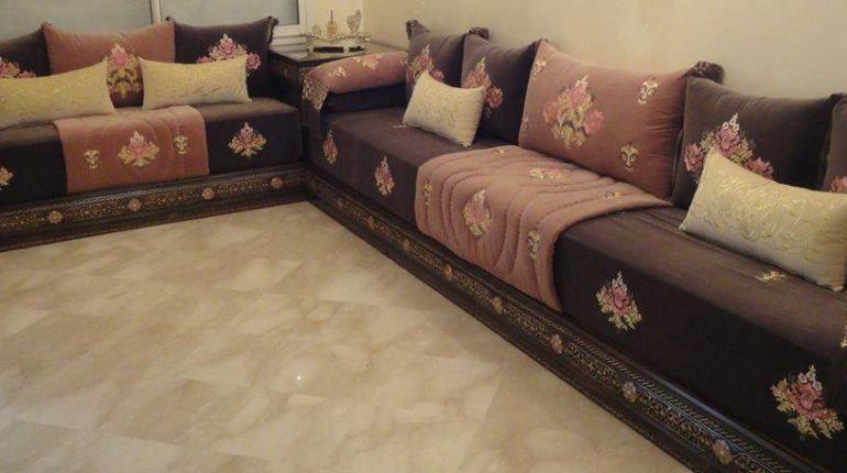 Tissus salon marocain - Page 2 sur 2 - Déco Salon Maroc