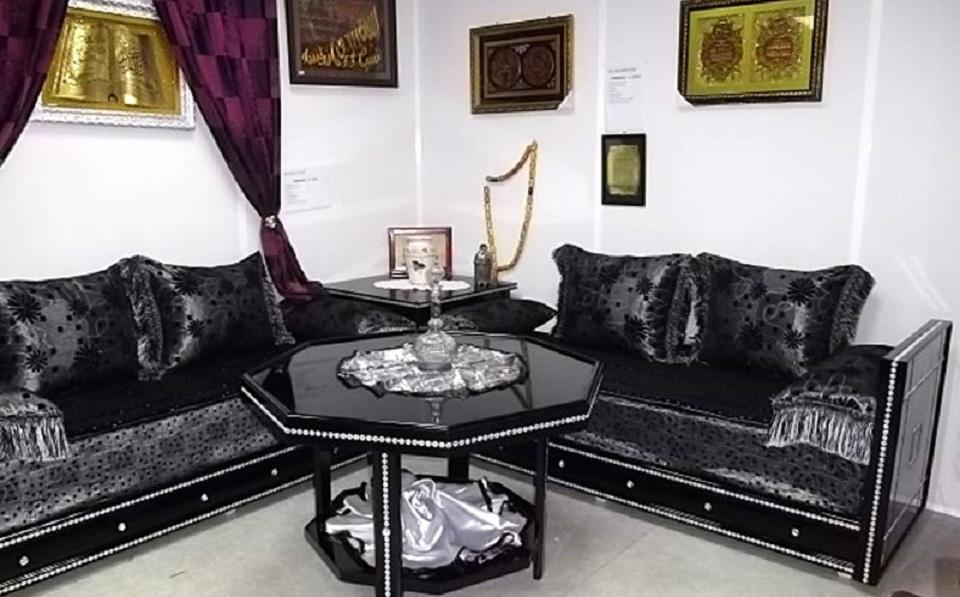 Salon marocain haut design – Déco Salon Maroc