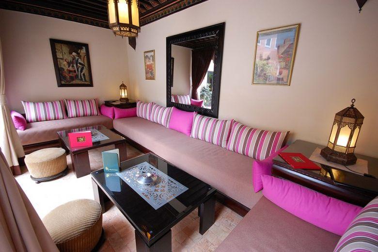 Tapis salon marocain - Déco Salon Maroc