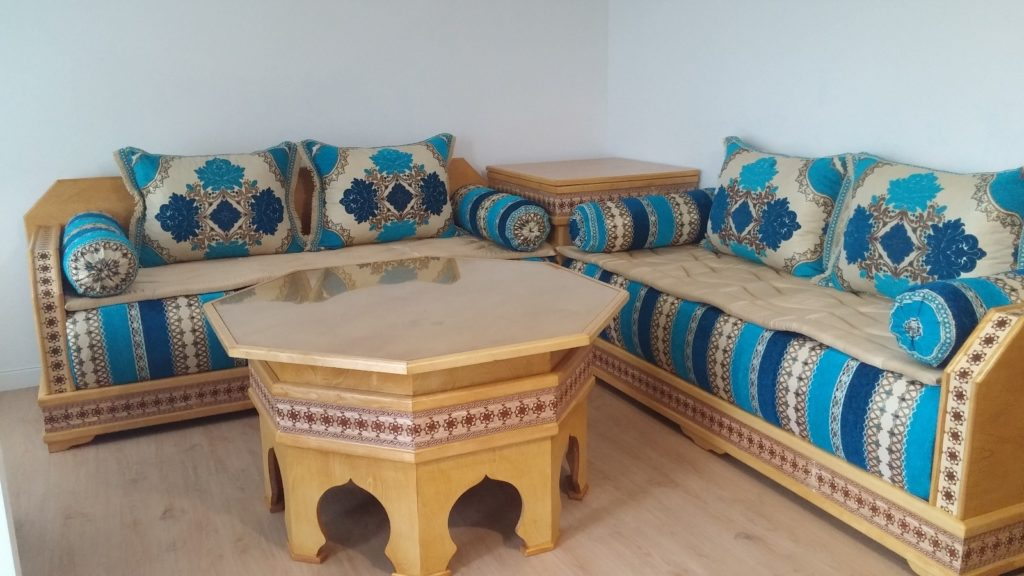 Canapes Salons Marocains Deco Salon Maroc
