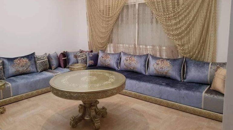 Idées Et Conseils Pour Décoration Salon Marocain