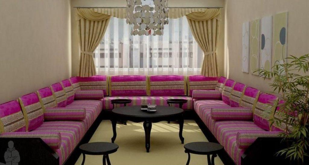 Tissus salon marocain - Déco Salon Maroc