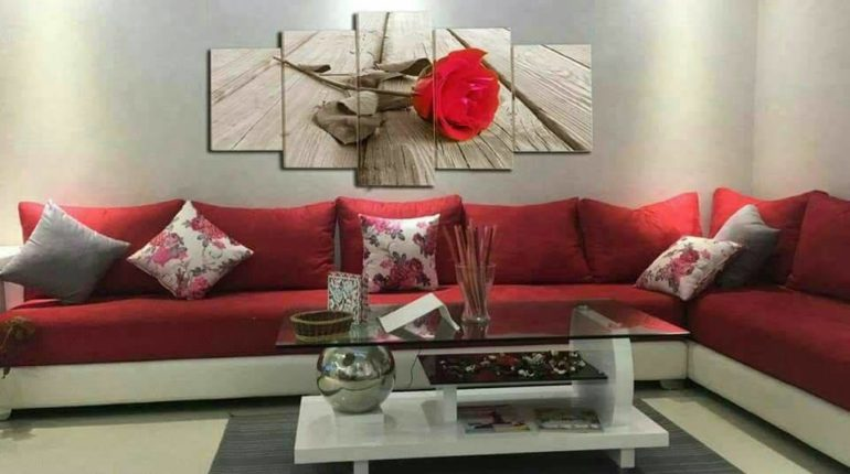 Design Marocain 2019 Salon Moderne Décoration oBWrdCex