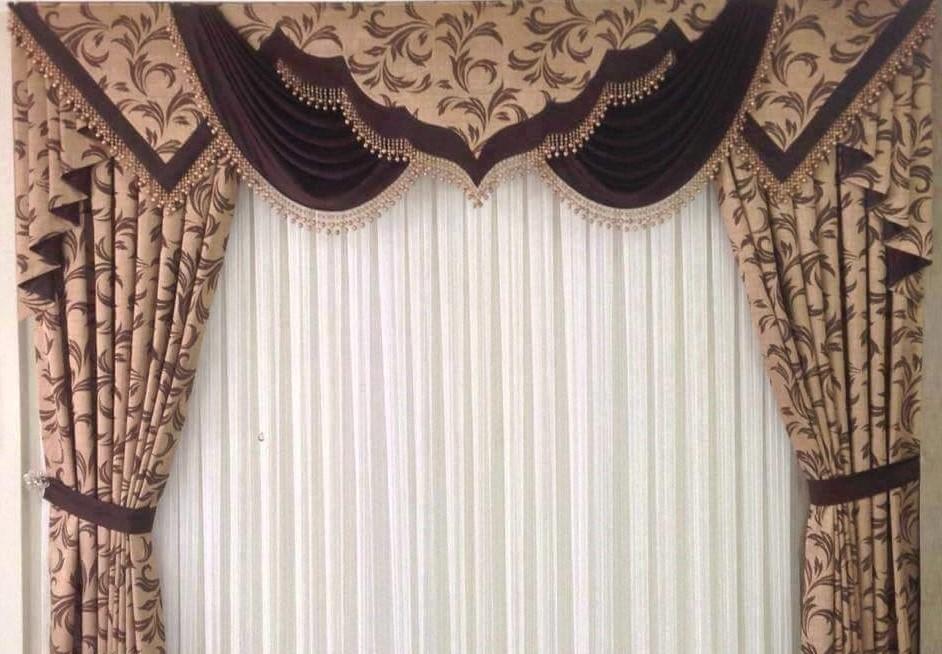 acheter rideaux pour salon marocain moderne d co salon maroc. Black Bedroom Furniture Sets. Home Design Ideas