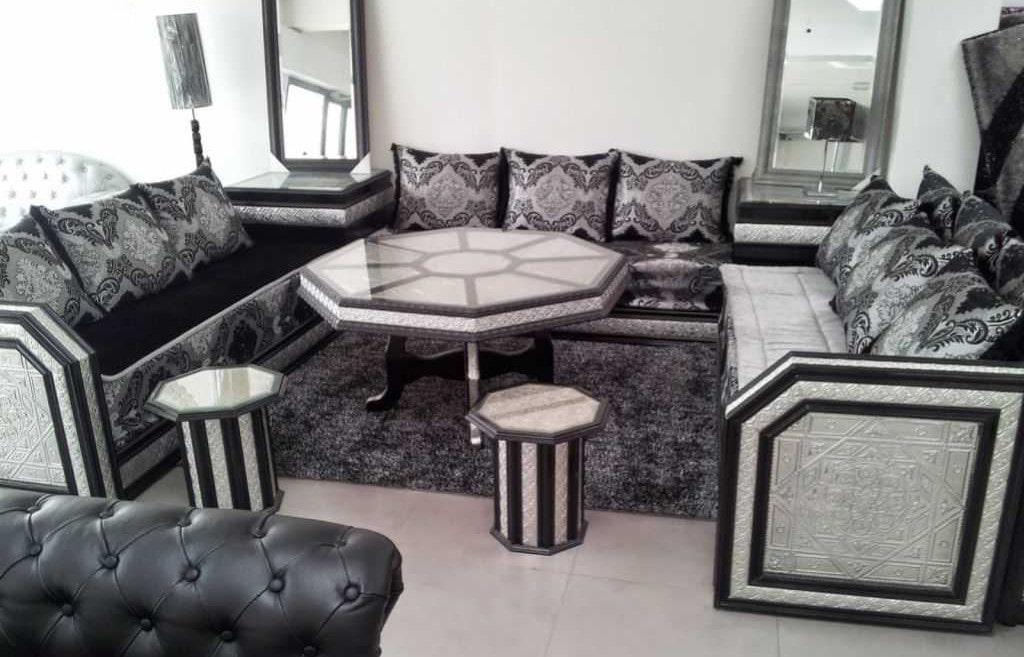 Achat Salon Marocain Sur Mesure A Lyon Deco Salon Maroc