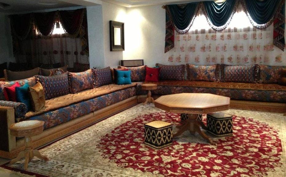 Décoration salon marocain moderne design 2019