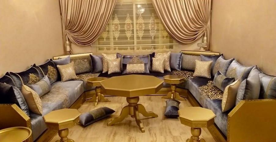 Décoration du salon marocain moderne 2020 – Déco Salon Maroc