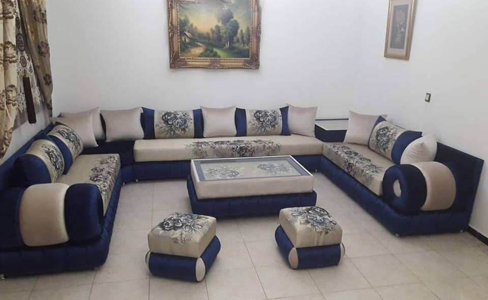 Aménager un salon marocain moderne en 2020 – Déco Salon Maroc